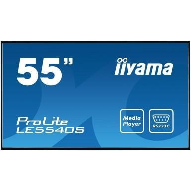 "Iiyama LE5540S-B1 55"" Full HD LED Large Format Display"