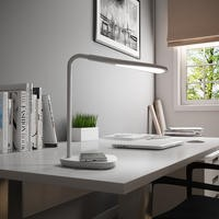 LED Desk Lamp with Wireless Charging for your Mobile Phone