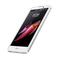 "GRADE A1 - LG X Screen K5 White 5"" 16GB 4G Unlocked & SIM Free"