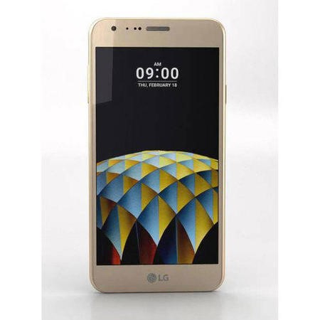 "GRADE A1 - As new but box opened - LG X Cam - K7 Gold 5.2"" 16GB 4G Unlocked & SIM Free"