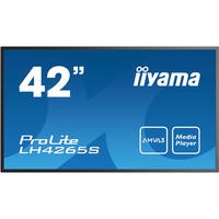 "Iiyama LH4265SB1 42"" Full HD LED Large Format Display"