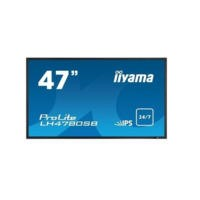 "Iiyama LCD TV 47"" Full HD 1080p in Black"