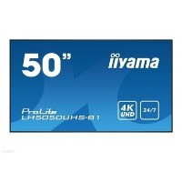 "Iiyama Prolite LH5050UHS-B1 50"" 4K Ultra HD Large Format Display"
