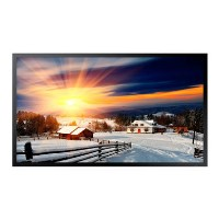 Samsung  OH55F Black Outdoor LED Large Format Display Full HD 2500 cd/m2 IP56