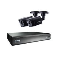 Lorex CCTV System - 4 Channel 720p DVR with 2 x 720p Cameras & 500GB HDD