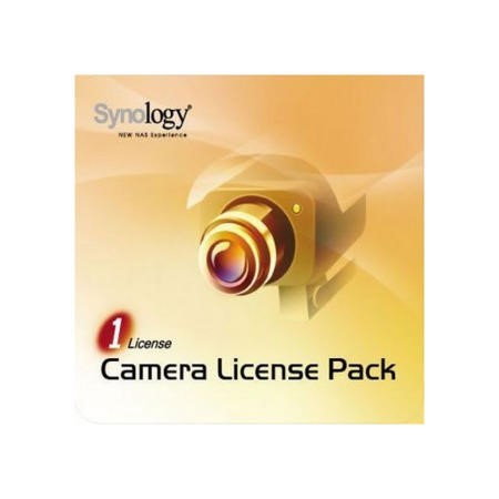 LICENSE PACK 1 Synology 1x Camera Licence