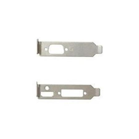 ASUS Low Profile Graphics Card Brackets x2 1 for VGA 1 for HDMI & DVI
