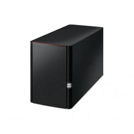 Buffalo LinkStation 220DE 2 Bay Diskless Desktop NAS