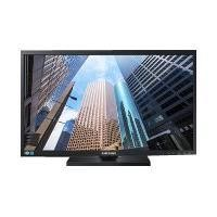 "Samsung S27E650D PLS LED 1920 X 1080 VGA DVI DISPLAYPORT HEIGHT ADJUST PIVOT VESA 27"" Monitor"