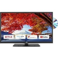 "GRADE A2 - JVC LT-32C695 32"" HD Ready Smart LED TV and DVD Combi with 1 Year Warranty"