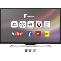 "GRADE A2 - JVC LT-43C770 43"" Full HD Smart LED TV with 1 Year Warranty"