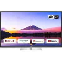 "GRADE A2 Refurb JVC LT-55C870 55"" Smart 4K LED HDR TV"
