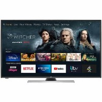 "Grade A1 - JVC LT-55CF890 Fire TV Edition 55"" 4K Ultra HD HDR Smart LED TV with Amazon Alexa"