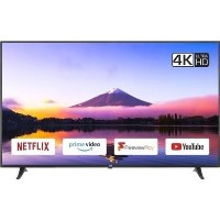 "Refurbished GRADE A1 - JVC LT-65C880 65"" 4K Ultra HD Smart HDR LED TV with 1 Year Warranty"