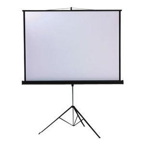LT1002 Metroplan Professional Tripod Screen - projection screen