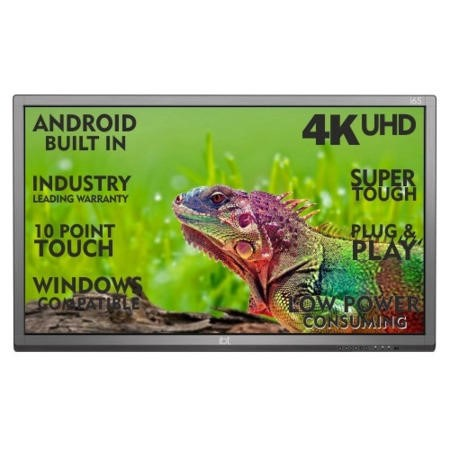 "iBoard 65"" LTE65003VPLUS 1080p Full HD LED Touchscreen Display"