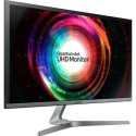 "A1/LU28H750UQUXEN Refurbished Samsung U28H750 28"" 4K Ultra HD QLED Freesync Gaming Monitor"