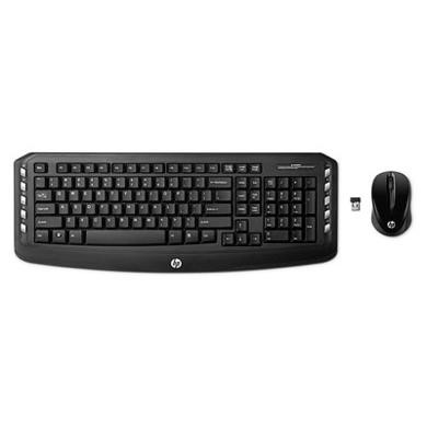LV290AA HP US Wireless Keyboard and Mouse