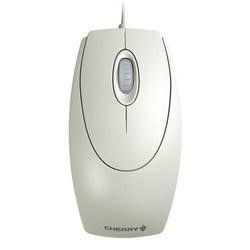 Cherry Wheelmouse Optical Mouse - Light Grey