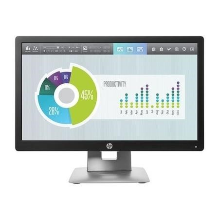"M1F41AT HP EliteDisplay E202 20"" HD Ready Monitor"