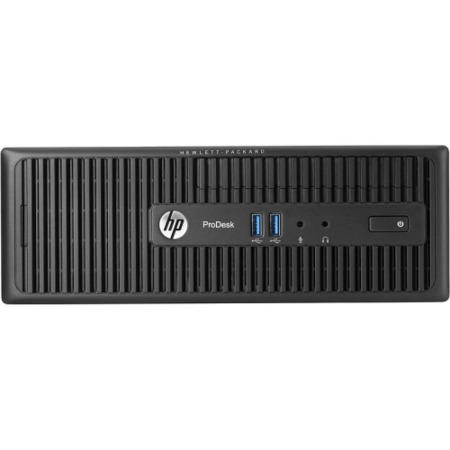 HP 400 G2.5 Core i5-4590S 3GHz 4GB 500GB DVD-RW Windows 7 Professional 64-bit Desktop