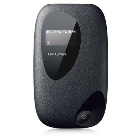 TP-Link M5350 3G Mobile Wi-Fi with Internal 3G Modem SIM card slot