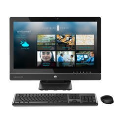 Hewlett Packard HP EliteOne 800 G1 Core i5-4590S 3GHz 4GB 500GB Windows 7 Professional 64-bit Desktop