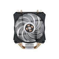 Cooler Master MasterAir MA410P Universal Socket Single RGB Fan Black Fan CPU Cooler