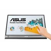 "ASUS ZenScreen MB16AMT 15.6"" Full HD USB-C Portable Touchscreen Monitor"
