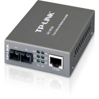 TP-Link MC100CM Fast Ethernet Media Converter SC  Multi-mode