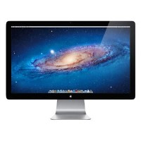 "GRADE A2 - Apple 27"" Thunderbolt LED 2560x1440 Display with Built-in Facetime HD Camera/Microphone"