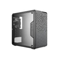 Cooler Master MasterBox Q300L Mini Tower 2 x USB 3.0 Side Window Panel Black Case