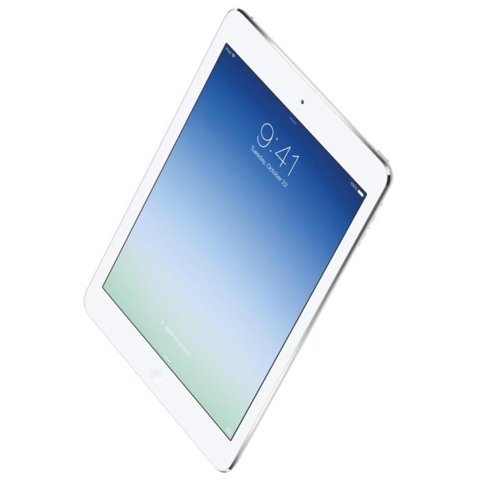Apple iPad Air 9 7 inch Wi-Fi + Cellular / 3G Bluetooth Camera Retina  Display 128GB Silver