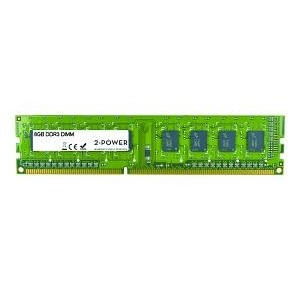 2-Power 8GB DDR3 1600MHz DIMM Memory