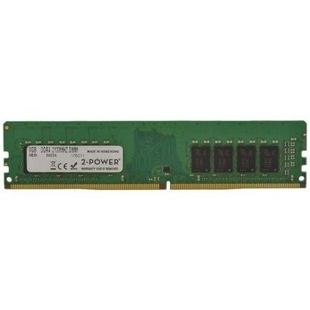 2-Power 8GB DDR4 2133MHz DIMM Memory