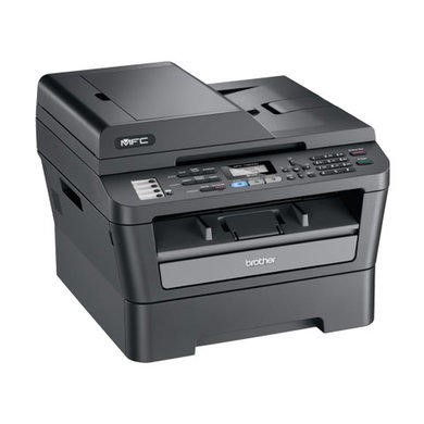 GRADE A1 - As new but box opened - Brother MFC-7460DN Multifunction Mono Laser Printer/Fax/Copier/Scanner