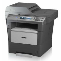 BROTHER MFC-8950DW High Speed Workgroup Mono Multifunction Printer and Lower Tray
