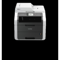 BROTHER MFC-9140CDN A4 Colour LED Multifunction Print/Copy/Scan/Fax 22ppm Printer
