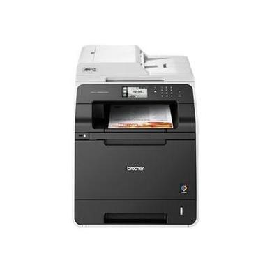 Brother MFC-L8650CDW A4 Colour All-In-One Laser Printer