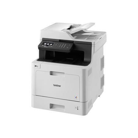 Brother MFC-L8690CDW A4 Multifunction Colour Laser Printer