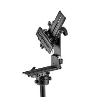 Manfrotto Panoramic Head with Mutliple Sliding Plates for VR