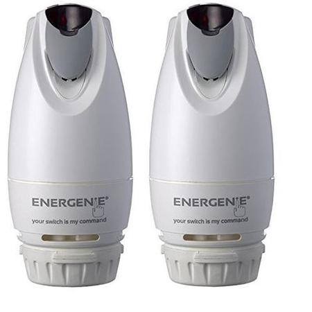 Energenie MiHome Heating - Smart Radiator Valve Twin Pack