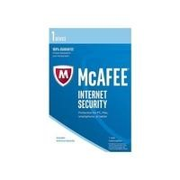 McAfee 2017 Internet Security 1 Device