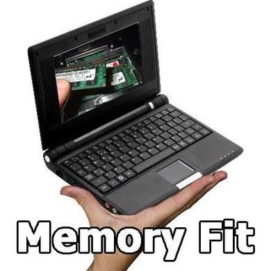 MISC/FITTING Laptop Memory Fitting Service