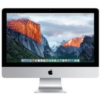 "Apple 2015 iMac Fifth Gen Intel Core i5 8GB 1TB 21.5"" Apple OS X 10.12 Sierra All In One Desktop"