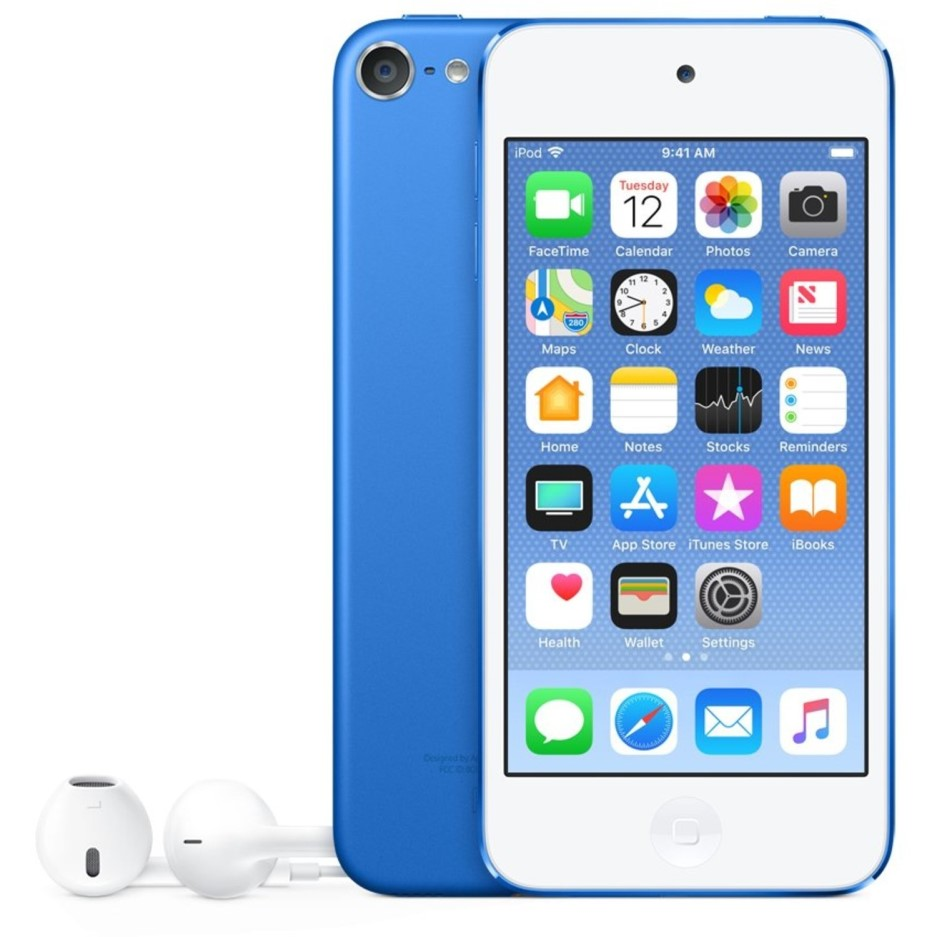 Apple iPod Touch 32GB - Blue - Laptops Direct