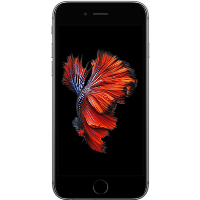"Apple iPhone 6s Space Grey 128GB 4.7"" Unlocked & SIM Free"