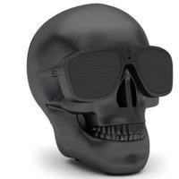 Jarre AeroSkull XS + Matt Black Bluetooth Speaker