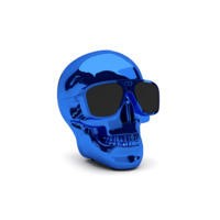 Jarre AeroSkull XS + Glossy Blue Bluetooth Speaker