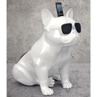 Jarre AeroBull Wireless Bluetooth Speaker in white